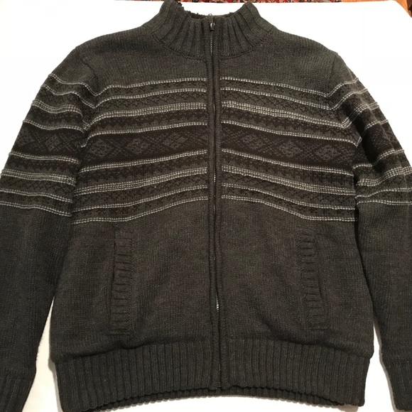 Field And Stream Sweaters New W Tags Mens Feildsteam Sherpa Lined